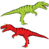 Allosaurus Dinosaur Royalty Free Stock Photo