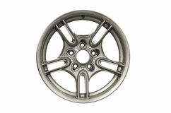 Alloy car rim Royalty Free Stock Photos