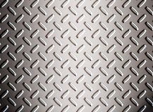 Alloy diamond plate metal vector illustration