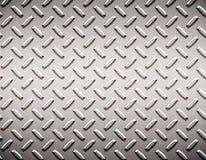 Alloy diamond plate metal vector illustration