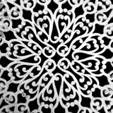 Alloy pattern Royalty Free Stock Images