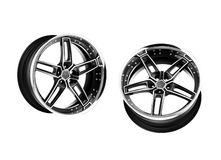 Alloy rims Stock Images