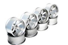 Alloy Te37. Aluminiu alloy for car use Stock Photos