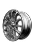 Alloy wheel royalty free stock images