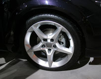 Alloy Wheel royalty free stock image
