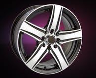 Alloy wheel royalty free stock image