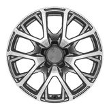 Alloy wheel for a car Stock Photography