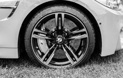 Alloy Wheel, Motor Vehicle, Wheel, Car Royalty Free Stock Image