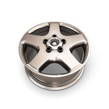 Alloy Wheel Rim Royalty Free Stock Photography