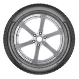 Alloy wheel set Royalty Free Stock Photo