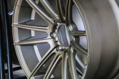 Alloy Wheels Stock Images