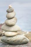 allsidiga stenar Arkivfoton
