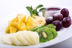 Allsorts da frutta Immagini Stock