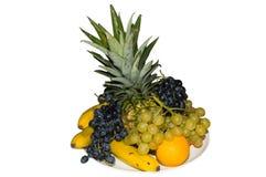 Allsorts da frutta tropicale Fotografia Stock Libera da Diritti