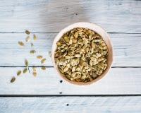 Allsorts de las semillas Foto de archivo libre de regalías
