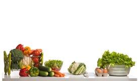 Allsorts del gruppo di verdure Fotografie Stock