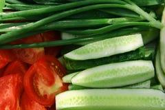 Allsorts des légumes photographie stock