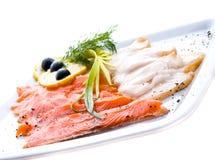 allsorts fisk Arkivbild
