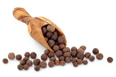 Allspice Berries Royalty Free Stock Photos