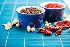 Allspice stock images
