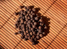 Allspice close-up. Cooking ingredients Stock Photo