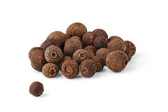 Allspice fruits Royalty Free Stock Photo