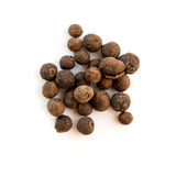 Allspice isolated Stock Photography