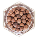 Allspice jamaica pepper isolated on white background stock photos