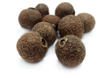 Free Allspice On White Stock Photography - 23922402