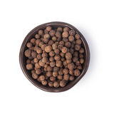 Allspice. On a white background stock images