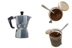 allt kaffe royaltyfri bild