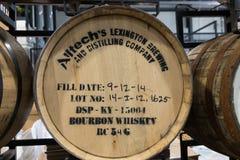 Alltech Lexington Piwowarstwo i Odpędowy Firma opierająca się w Lexing Obraz Stock