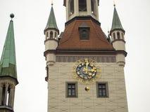Alltes Rathaus, Monaco di Baviera Fotografia Stock Libera da Diritti