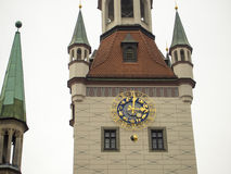 Alltes Rathaus, Munich Fotografia de Stock Royalty Free