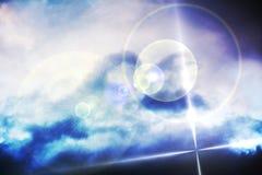 Allucinare cielo Immagini Stock Libere da Diritti