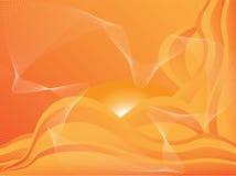 Allumage de la texture abstraite Image stock