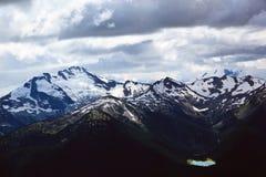 Allumage du lac Image libre de droits