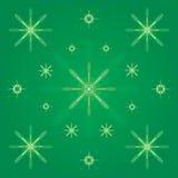 Allumage du papier peint de fond et de texture d'étoile illustration de vecteur