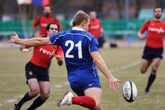Allumette de rugby. Photo libre de droits