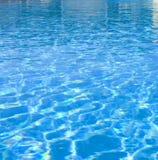 Allumez l'ondulation sur l'eau Image stock