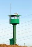 Allumez le Watch-Tower Photographie stock