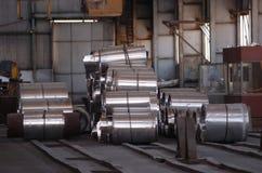 Alluminio 03 Fotografie Stock