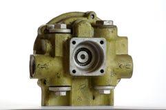 Alluminio del blocco motore Immagine Stock Libera da Diritti