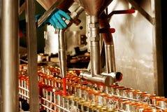 Alluminio del prodotto Immagini Stock