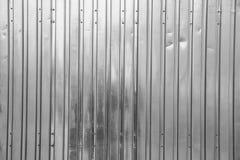 Alluminio dell'acciaio del fondo Fotografie Stock