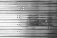 Alluminio dell'acciaio del fondo Immagine Stock