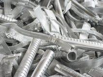 Alluminio della ferraglia Immagine Stock Libera da Diritti