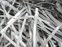 Alluminio della ferraglia Immagini Stock