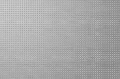 Alluminio di piastra metallica Immagini Stock Libere da Diritti