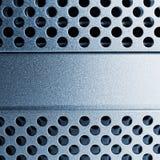 Alluminio di Polised Fotografia Stock Libera da Diritti